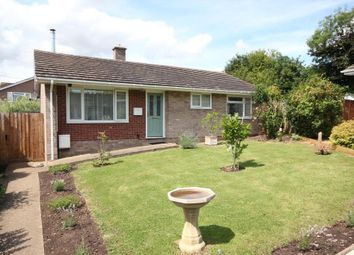 Thumbnail 2 bedroom detached bungalow for sale in Link Lane, Sutton, Ely