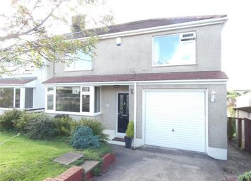 Thumbnail 4 bed semi-detached house for sale in Coronation Drive, Whitehaven, Cumbria