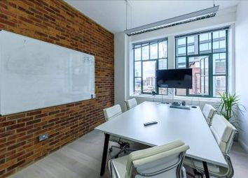 Thumbnail Serviced office to let in Curtain Road, London