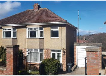 Thumbnail 3 bed semi-detached house for sale in Grantson Close, Brislington, Bristol