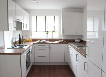 Thumbnail 3 bed terraced house for sale in Shorncliffe Height, Folkestone, Kent