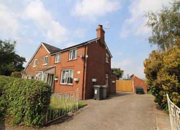 Thumbnail 2 bed semi-detached house to rent in Church Lane, Smallwood, Sandbach