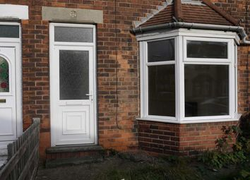 Thumbnail 2 bed terraced house to rent in Mayville Avenue, Hull