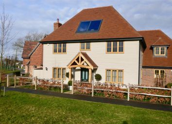 Thumbnail 4 bed detached house for sale in Cyril West Lane, Ditton, Aylesford