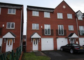 Thumbnail 3 bed terraced house for sale in Perch Close, Wolverhampton