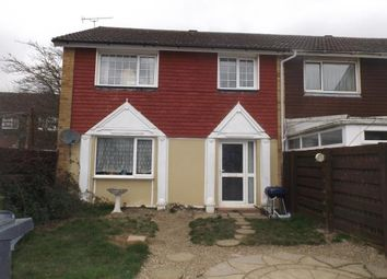 Thumbnail 3 bed semi-detached house for sale in Badlesmere Close, Ashford, Kent