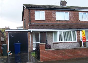 Thumbnail 3 bedroom semi-detached house to rent in Acomb Crescent, Fawdon, Newcastle Upon Tyne