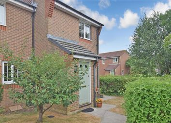 Thumbnail 2 bed end terrace house for sale in Bramley Gardens, Emsworth, Hampshire