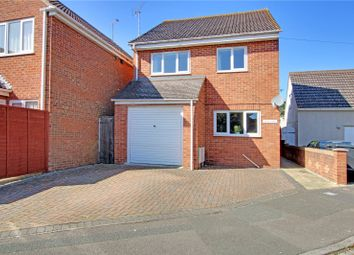 Thumbnail 4 bed detached house for sale in Marshfield Way, Stratton, Swindon, Wiltshire
