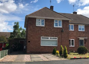 Thumbnail 3 bed semi-detached house to rent in Chelmarsh Avenue, Wolverhampton