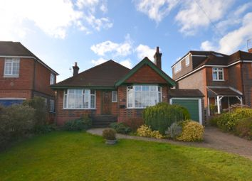 Thumbnail 2 bed detached bungalow for sale in West Meads, Guildford