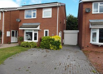 Thumbnail 3 bed link-detached house to rent in Hawkstone Avenue, Newport