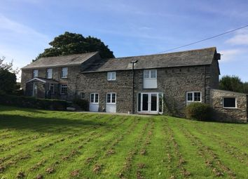 Thumbnail 4 bed detached house to rent in Withiel, Bodmin
