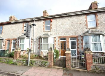Thumbnail 2 bed terraced house for sale in Exeter Road, Kingsteignton, Newton Abbot