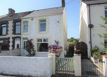 Thumbnail 3 bed end terrace house for sale in Pant Hirwaun, Heol-Y-Cyw, Bridgend.