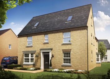 "Thumbnail 5 bedroom detached house for sale in ""Moorecroft"" at Riddy Walk, Kempston, Bedford"