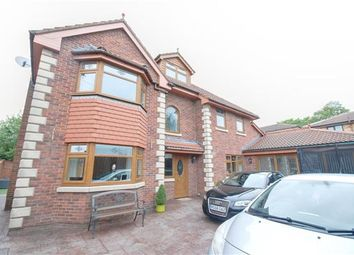 Thumbnail 5 bed detached house for sale in Farm Street, Heywood