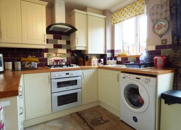 Thumbnail 2 bed terraced house for sale in Tollsworth Way, Puckeridge, Ware