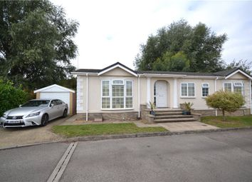 Thumbnail 2 bed detached house for sale in Lazy Otter Meadows, Cambridge Road, Stretham
