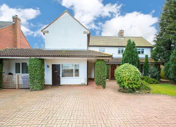 Thumbnail 5 bedroom detached house for sale in Poplars Farm Road, Barton Seagrave, Kettering