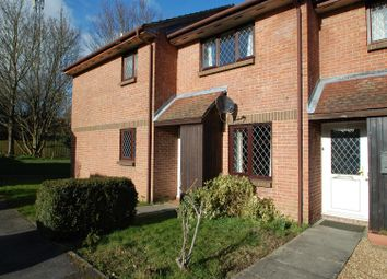 Thumbnail 2 bed terraced house to rent in Drum Mead, Petersfield