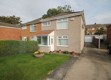 Thumbnail 3 bed semi-detached house for sale in Sheraton Park, Stockton-On-Tees