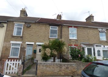 Thumbnail 3 bed terraced house to rent in Coronation Terrace, Pakefield Street, Pakefield, Lowestoft