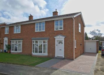Thumbnail 4 bed semi-detached house for sale in Lantree Crescent, Trumpington, Cambridge