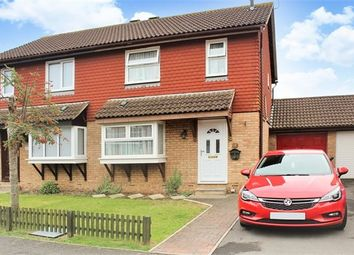 Thumbnail 3 bed semi-detached house for sale in Wyllie Court, Worle, Weston-Super-Mare, North Somerset.