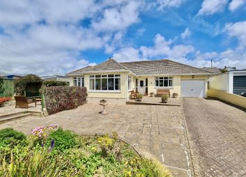 Thumbnail 4 bed detached bungalow for sale in Methleigh Parc, Porthleven, Helston