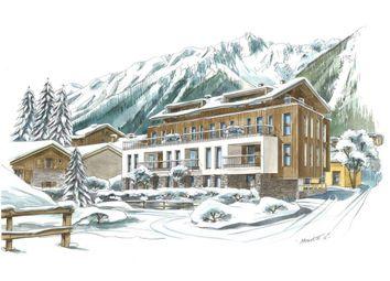 Thumbnail 1 bed apartment for sale in Chamonix, Haute-Savoie, Rhone Alps, France