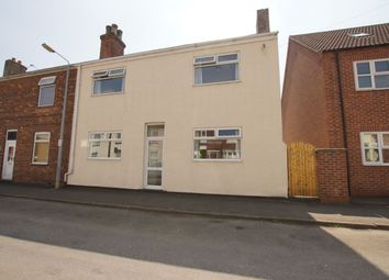 Thumbnail 4 bed semi-detached house for sale in Glebe Road, Brigg