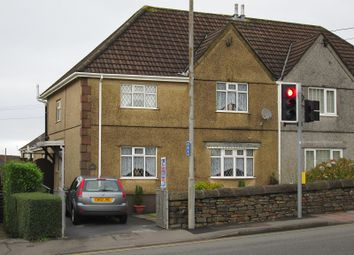 Thumbnail 3 bedroom semi-detached house for sale in Gorseinon Road, Penllergaer, Swansea, City And County Of Swansea.
