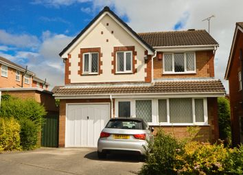 Thumbnail 4 bed detached house for sale in Springwell Crescent, Beighton, Sheffield