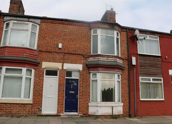 Thumbnail 3 bedroom terraced house to rent in King Street, South Bank, Middlesbrough
