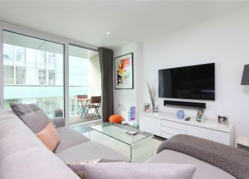 Thumbnail 1 bed flat for sale in Copperlight Apartments, The Filaments, Wandsworth