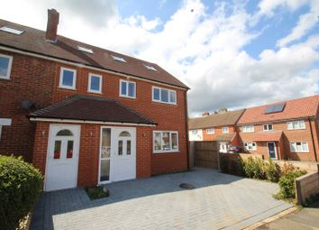 Thumbnail 2 bed end terrace house for sale in Blanchmans Road, Warlingham