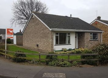 Thumbnail 3 bedroom detached bungalow to rent in St. Crispins Close, North Hykeham, Lincoln