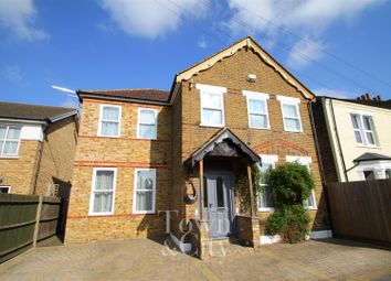 Thumbnail 5 bedroom detached house for sale in Burcharbro Road, London