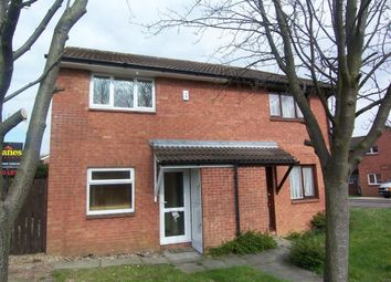 Thumbnail 1 bedroom semi-detached house to rent in Hilliard Drive, Bradwell, Milton Keynes