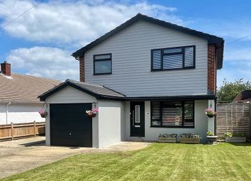 Thumbnail 3 bed detached house for sale in North Shore Road, Hayling Island