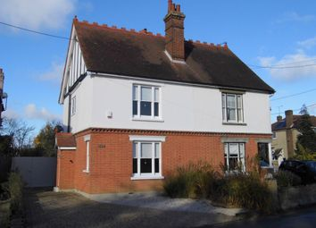 Thumbnail 3 bed semi-detached house for sale in Gaston Street, East Bergholt, Colchester