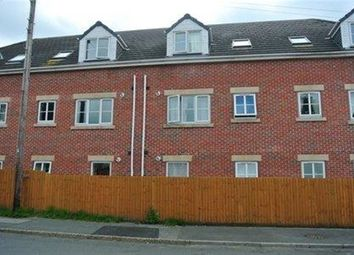 Thumbnail 1 bed flat to rent in Edmund Road, Spondon, Derby
