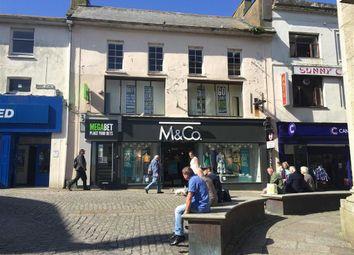 Thumbnail Retail premises to let in 32, Market Place, Penzance