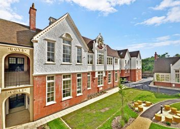 Thumbnail 2 bed flat for sale in Old School Close, Redhill, Surrey