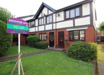 Thumbnail 2 bed terraced house to rent in Boleyn Court, Blackpool