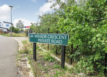 Thumbnail Land for sale in Winsor Crescent, Hampton Vale, Peterborough