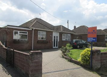 Thumbnail 2 bed detached bungalow for sale in Granada Road, Hedge End, Southampton
