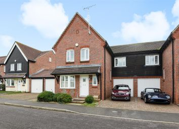 Thumbnail 4 bed semi-detached house for sale in The Leas, Rustington, Littlehampton