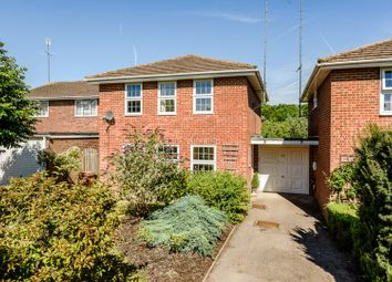 Thumbnail 4 bed detached house for sale in Woosehill Lane, Wokingham